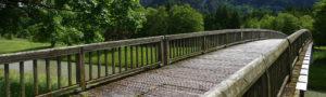 Thorntree-School bridge